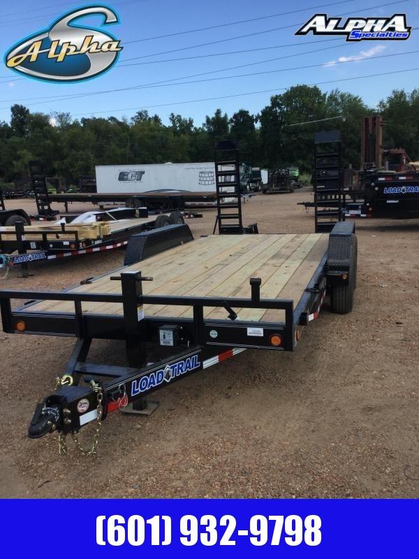 2019 Load Trail 83 x 18 Car/Equipment Tractor Hauler 14K GVWR
