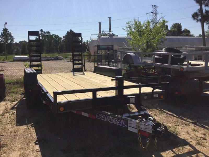 2018 Load Trail 83 x 16 Car / Equipment Hauler 14K GVWR