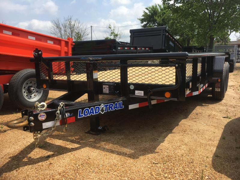 2018 Load Trail 83 x 18 Car / Equipment Hauler 14K GVWR