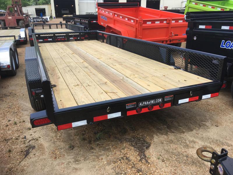 2018 Load Trail 83 x 18 Car / Equipment Hauler 14K GVWR