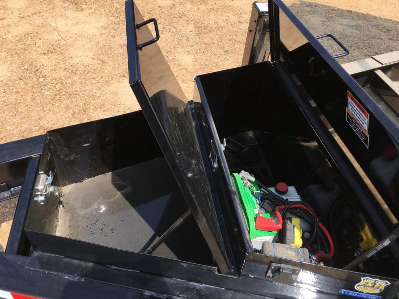 "2019 Load Trail 83"" x 16' Triple Axle HD Dump 21k GVWR"