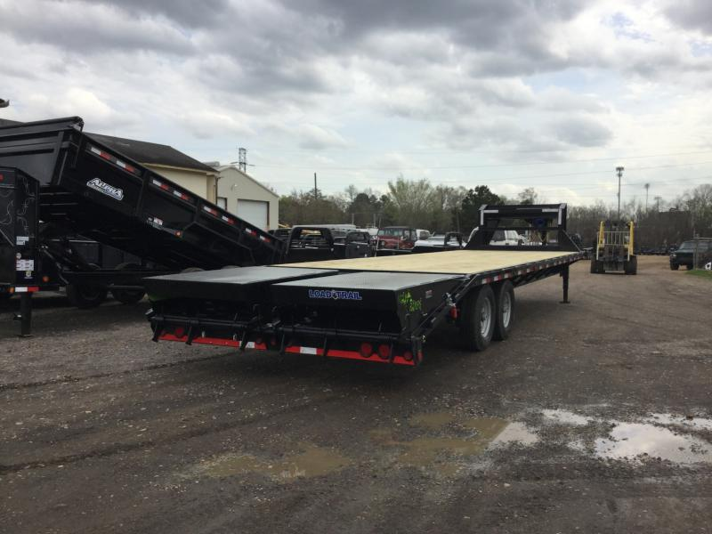 2018 Load Trail 102 x 30 Equipment Flatbed Trailer
