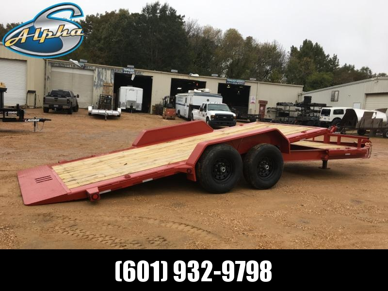 "2019 Load Trail 83"" x 20' Tilt 14k GVWR in Poplarville, MS"