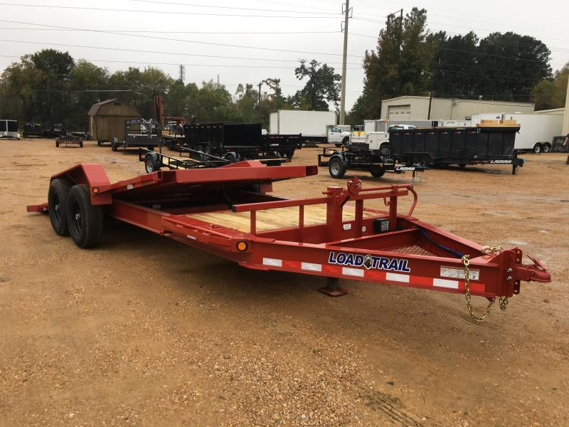"2019 Load Trail 83"" x 20' Tilt 14k GVWR"