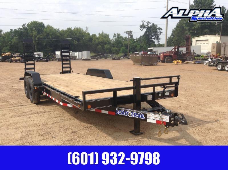 2019 Load Trail 83 x 22 HD Tractor/Equipment Hauler 14K GVWR