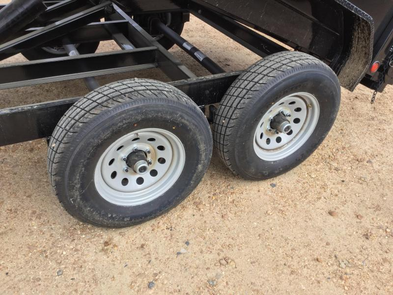 2018 Load Trail 6 x 12 Tandem Axle Dump Trailer 9K GVWR
