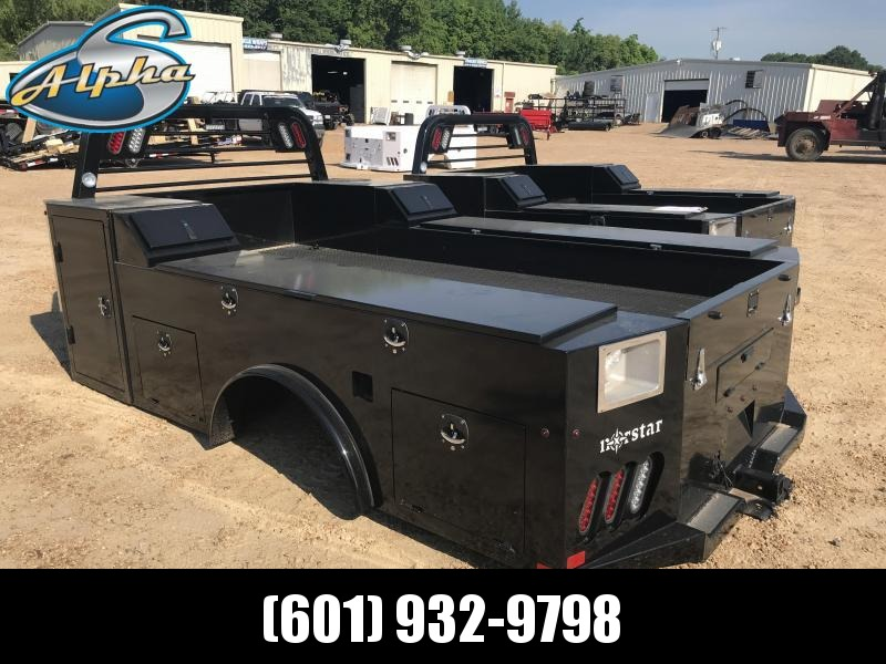 Norstar SD Bed All Makes 11'4 Cab & Chassis