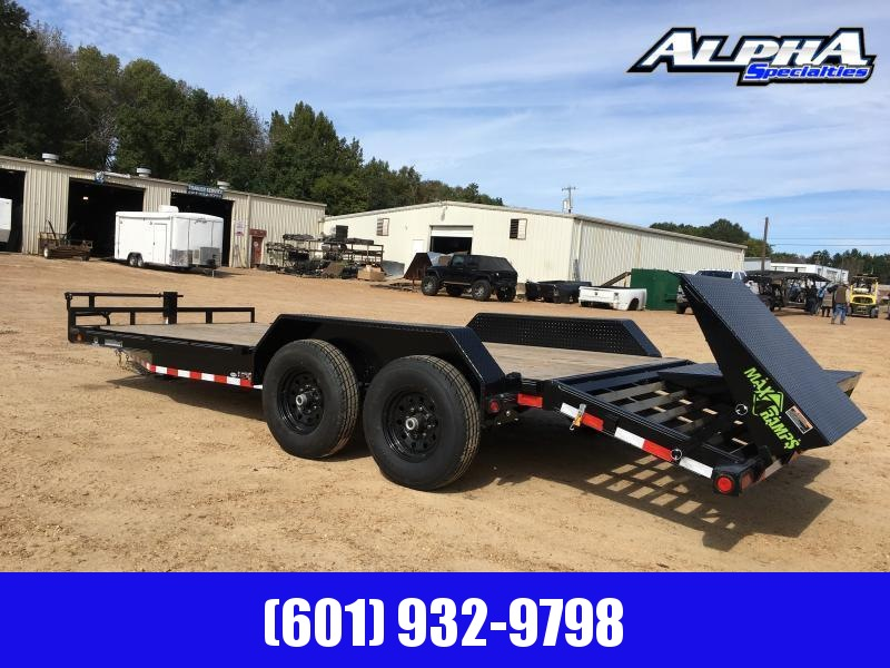 2019 Load Trail 83 x 20 Tandem Axle Equipment/Car Hauler 14K GVWR