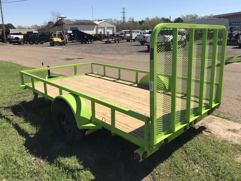 2018 Load Trail 6.5 x 12 Single Axle Utility Trailer 3.5K GVWR