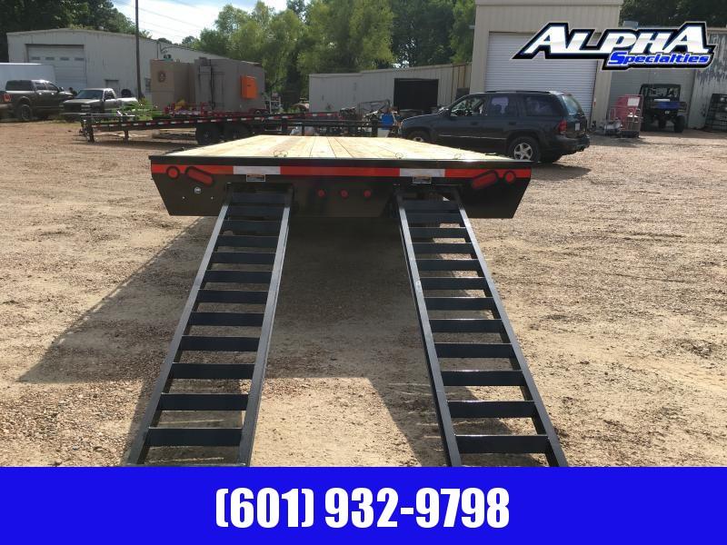 "2019 Load Trail 102"" x 24' Deck-Over Equipment Hauler 14k GVWR"