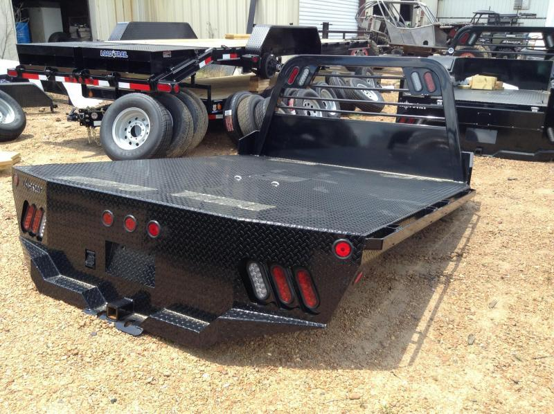"""Norstar SR Bed for All Makes 9'4"""" Cab Chassis"""