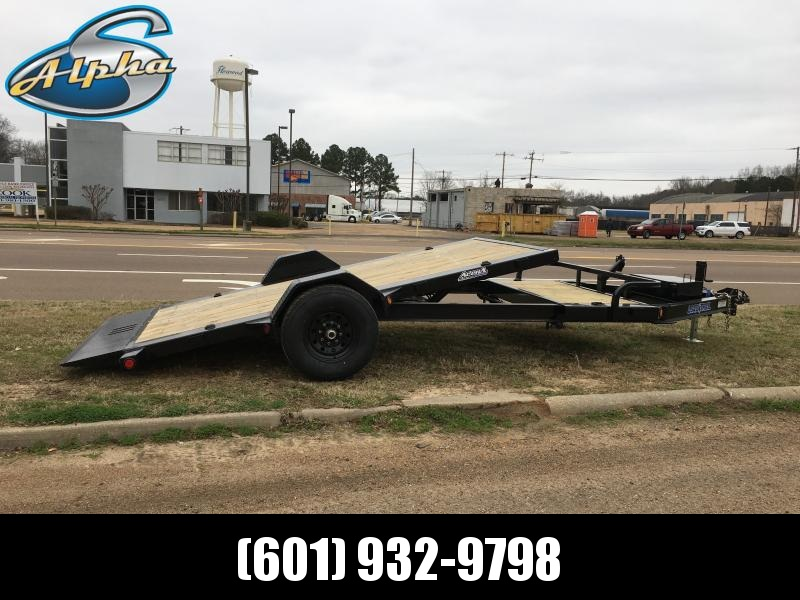 2019 Load Trail 83 x 15 Single Axle Tilt Trailer 7K GVWR