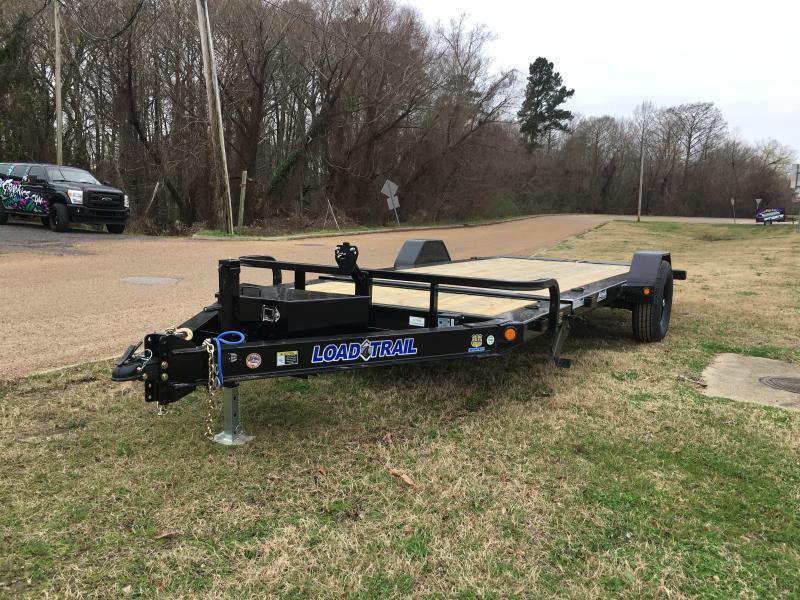 2019 Load Trail 83 x 15 Single Axle Tilt Trailer 7K GVWR