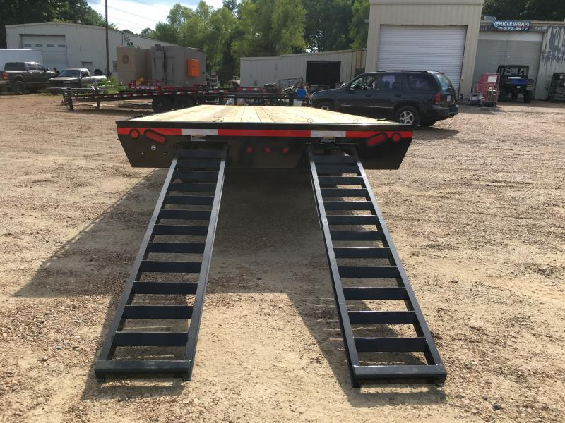 """2019 Load Trail 102"""" x 24' Deck Over Equip. Trailer 14k GVWR"""