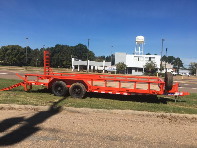 "2019 Load Trail 83"" x 20' Carhauler w/ Side Rails 10k GVWR"