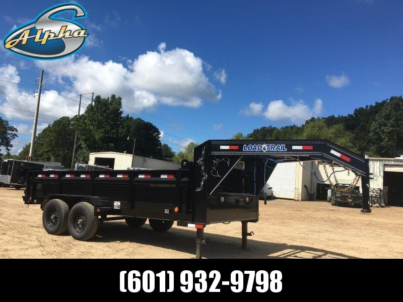 2019 Load Trail 83 x 16 Gooseneck Dump Trailer 14K GVWR
