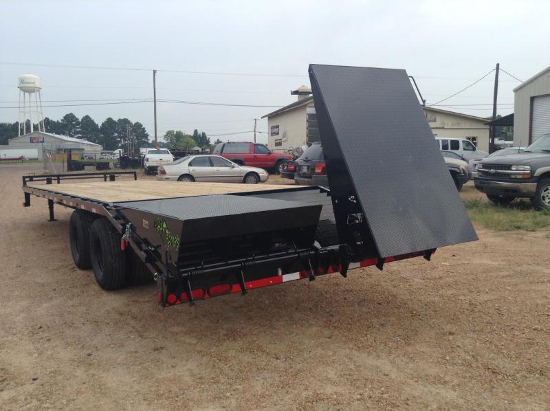 "2018 Load Trail 102"" x 30' Equipment Trailer 20k GVWR"