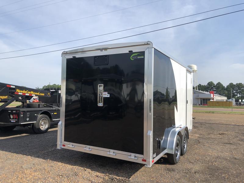 2019 NEO Trailers 7.5' x 14' Aluminum Tandem Axle Enclosed Trailer