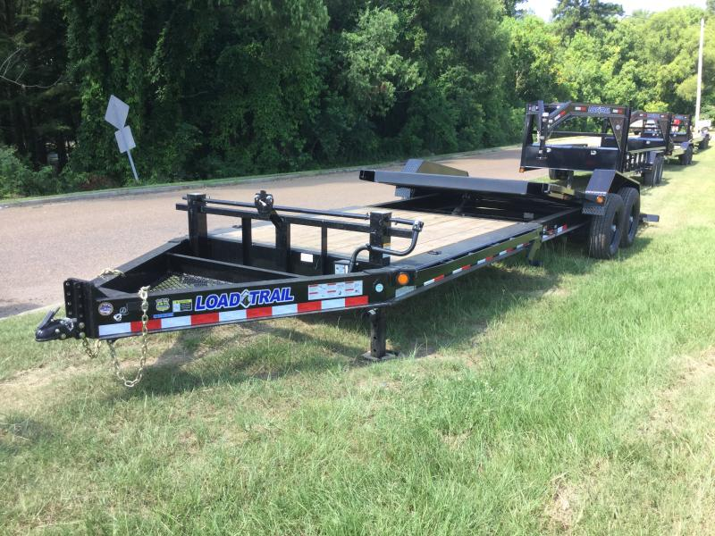 "2018 Load Trail 83"" x 24' Tilt 14k GVWR in Sharon, MS"