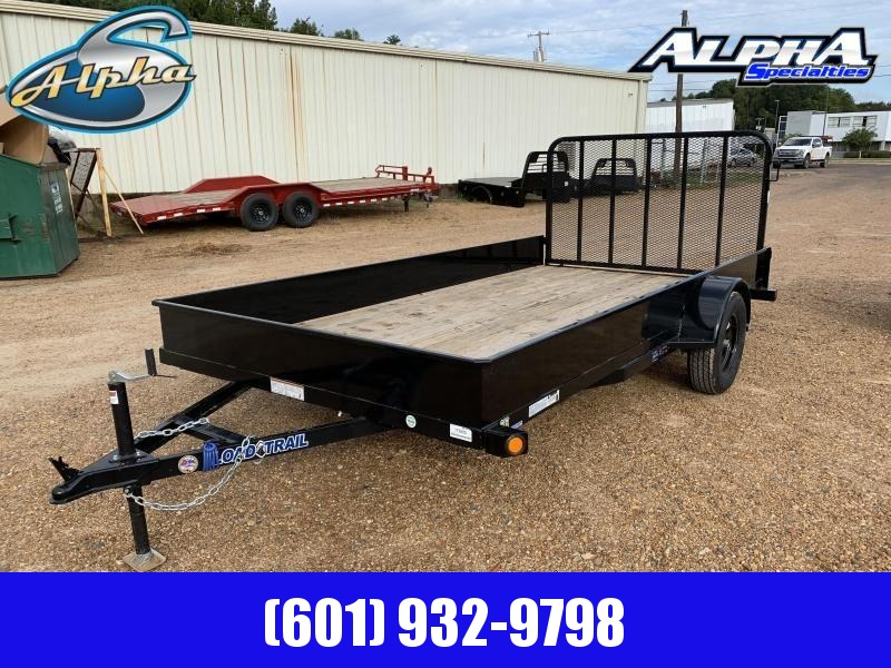 "2019 Load Trail 83"" x 14' Utility 3k GVWR in Ashburn, VA"