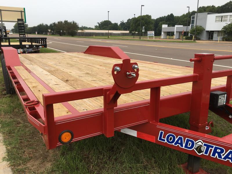 "2018 Load Trail 102"" x 22' Car/Equip. Hauler 14k GVWR"