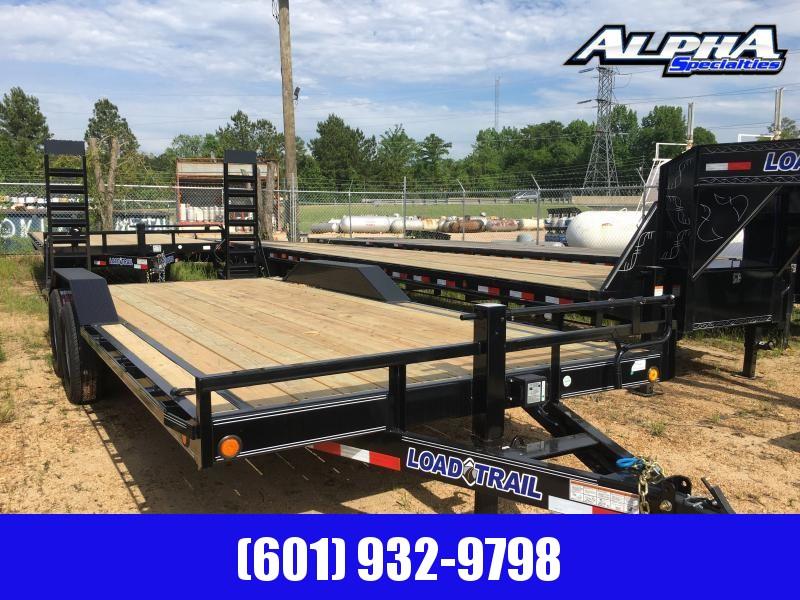 2019 Load Trail 102 x 20 Equipment/Car Hauler 14K GVWR