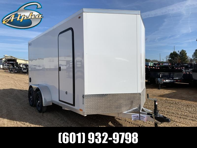 2019 Legend Aluminum 7 x 14 Thunder Enclosed Cargo Trailer
