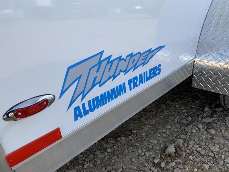 2019 Legend Aluminum 7 x 16 Thunder Enclosed Cargo Trailer