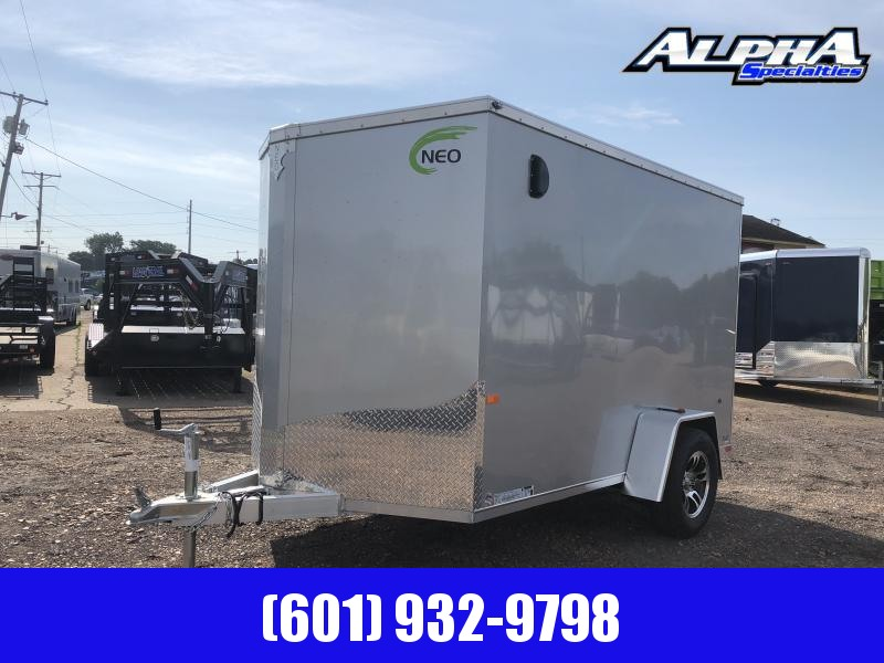 2019 NEO Trailers 6' x 10