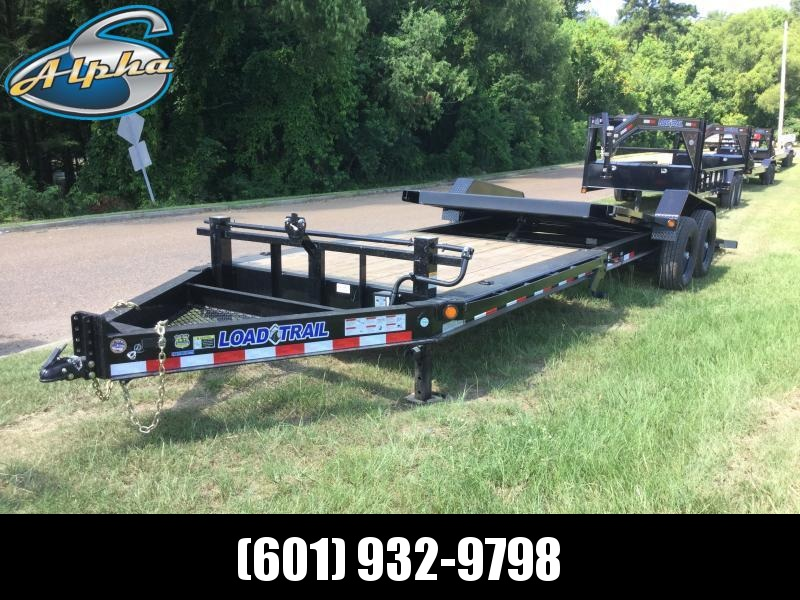 "2019 Load Trail 83"" x 24' Tilt 14k GVWR in Gautier, MS"
