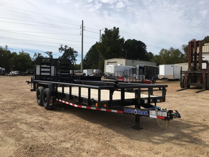 "2019 Load Trail 83"" x 20' Car/Equip. Hauler 14k GVWR"