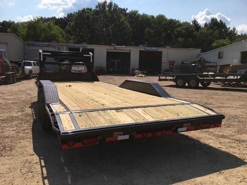"""2018 Load Trail 102"""" x 22' Gooseneck 14k GVWR"""