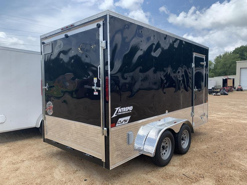 2019 Homesteader 7 x 14 Enclosed Cargo Trailer OFFROAD