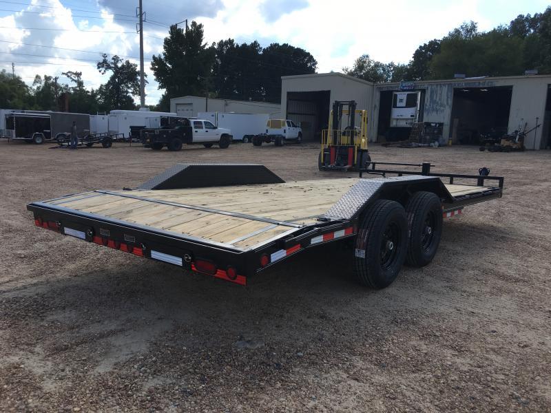 "2019 Load Trail 102"" x 20' Car/Equip. Hauler 14k GVWR"