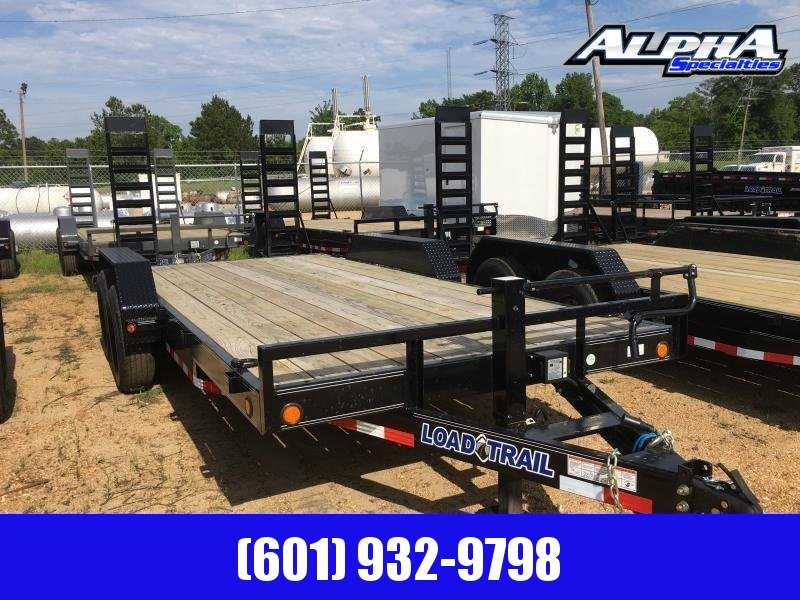 "2019 Load Trail 83"" x 18' Car/Equip. Hauler 14k GVWR in MS"