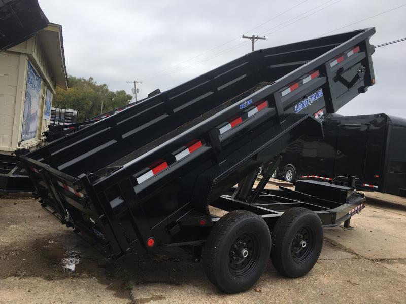 """2019 Load Trail 83"""" x 14' HD Dump 14k GVWR"""