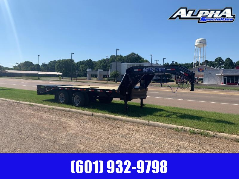 "2019 Load Trail 102"" x 20' HD Gooseneck Flatbed 22k GVWR"