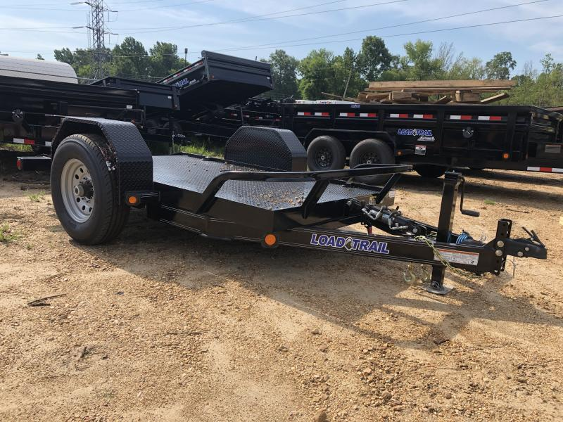 2019 Load Trail 5' x 10' Single Axle Tilting Trailer in Mc Gehee, AR