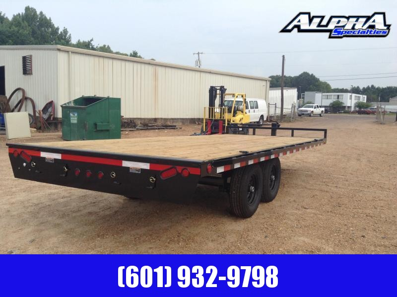 """2019 Load Trail 102"""" x 20' Deck-Over 14k GVWR"""