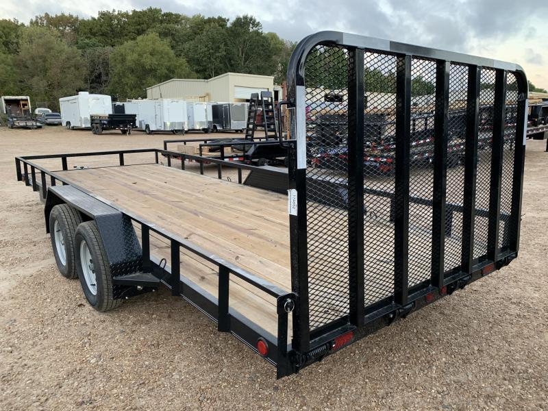 "2019 Load Trail 83"" x 20' Utility Trailer 7k GVWR"