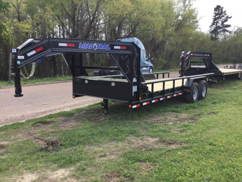 2018 Load Trail 83 x 20 Gooseneck Equipment/Car Hauler 14K GVWR