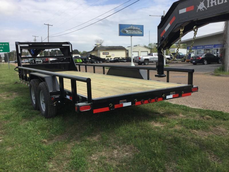 2018 Load Trail 83 x 20 Gooseneck Equipment/Car Hauler 14K GVWR