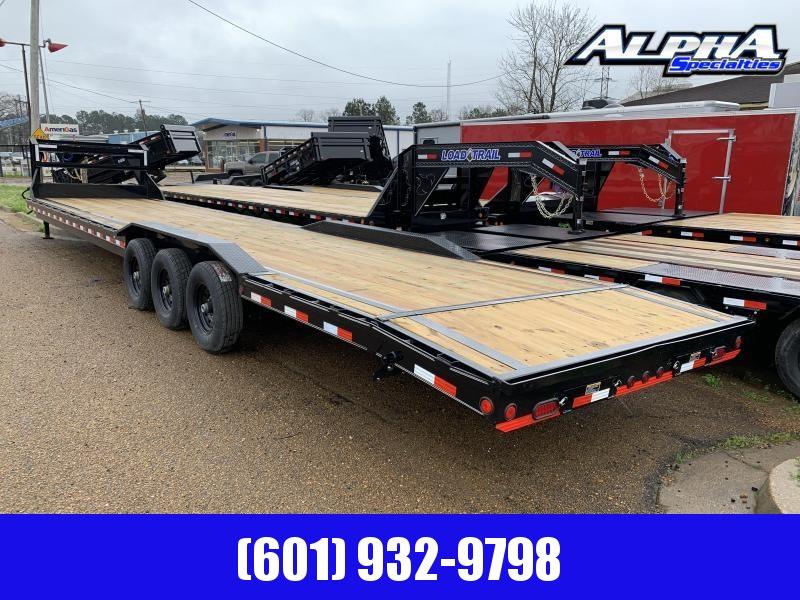 2019 Load Trail 102 x 40 Triple Axle Gooseneck Car Hauler 21K GVWR
