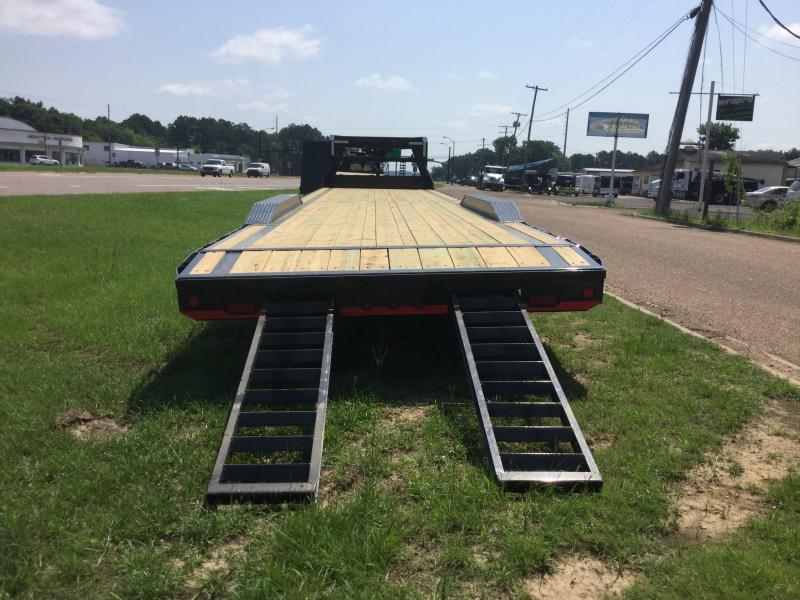 "2019 Load Trail 102"" x 40' Triple Axle GN Carhauler 21k GVWR"