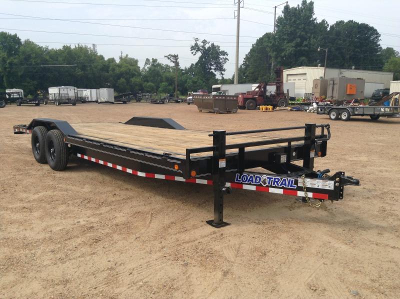 "2018 Load Trail 102"" x 24' Car/Equip. Hauler 14k GVWR"