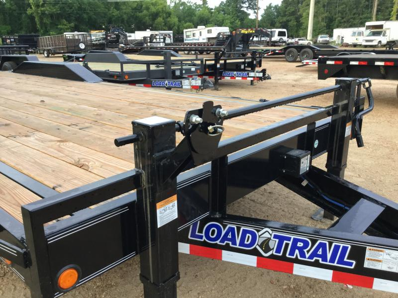 "2018 Load Trail 102"" x 24' Car/Equip. Hauler 14k GVWR"