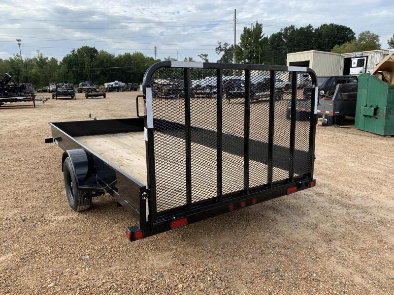 "2019 Load Trail 83"" x 14' Utility Trailer 3k GVWR"