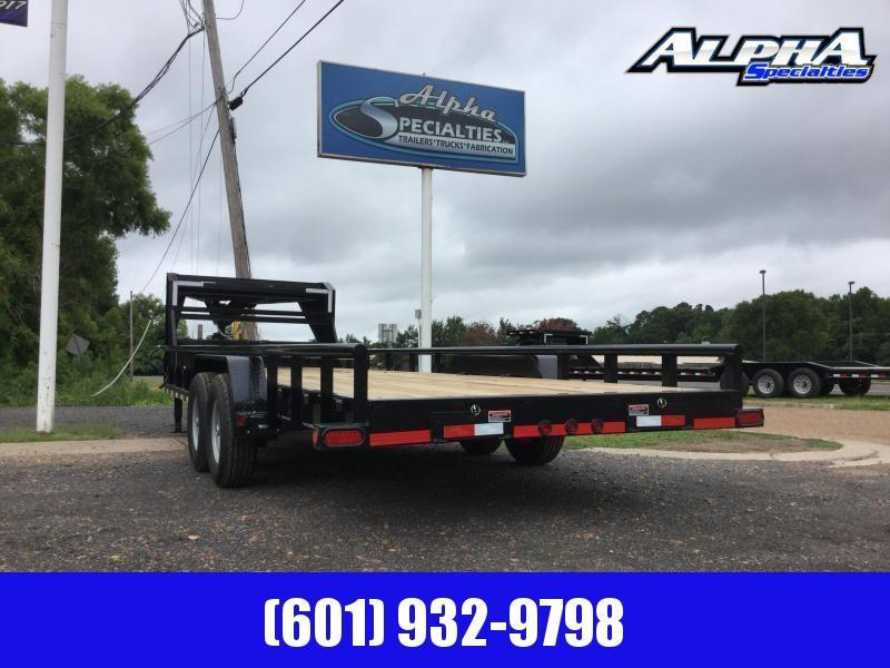 """2019 Load Trail 83"""" x 22' Gooseneck Carhauler w/ Sides 14k GVWR"""