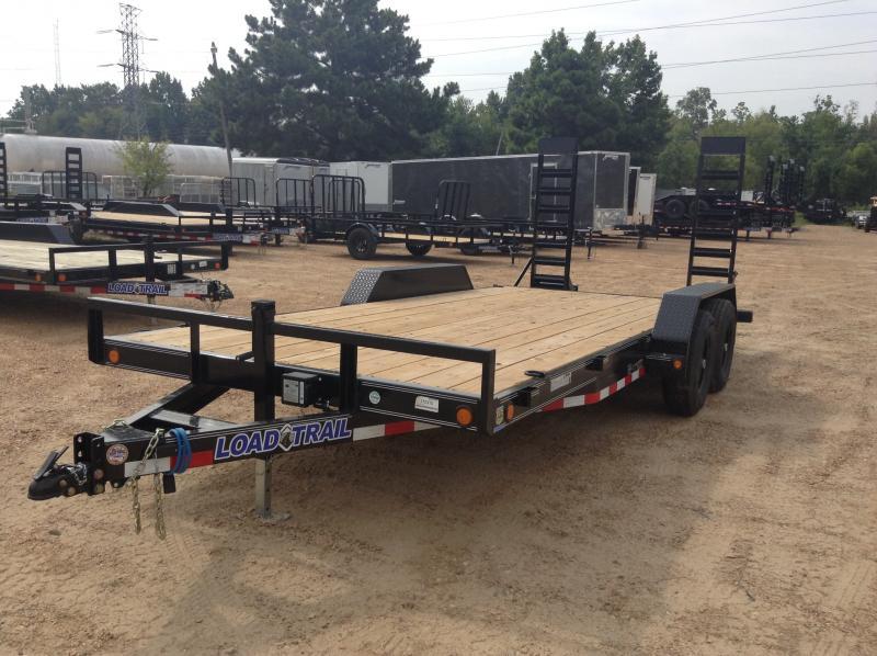 "2018 Load Trail 83"" x 18' Carhauler 9k GVWR"