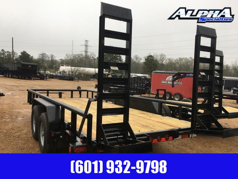 2019 Load Trail 83 x 18 HD Tractor/Equipment Hauler 14K GVWR